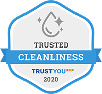 Trusted Cleanliness Badge(衛生管理・対策マーク)を取得しました