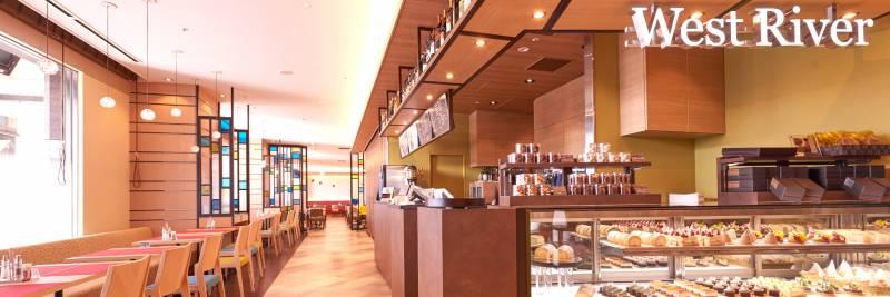 カフェ&レストラン ウエストリバー営業時間について