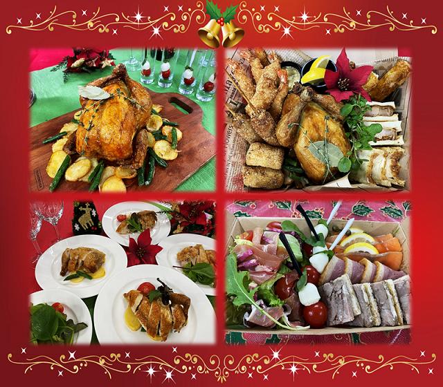 クリスマスケーキ&クリスマスボックス ご予約受付予告!
